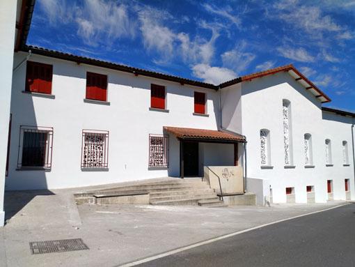 Albañilería Landetxa ha llevado a cabo la restauración de la fachada de la iglesia Betherran de Irun